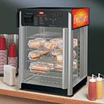 "Hatco FDWD-2X 19.39"" Self-Service Countertop Heated Display Case - (4) Shelves, 120v"