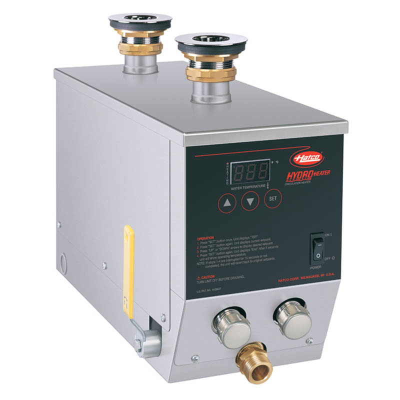 Hatco FR2-3B Rethermalizer w/ Electronic Temperature Monitor, 3-kW, 240/3 V