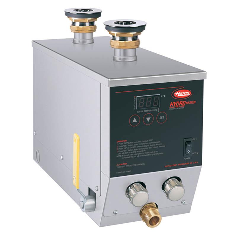 Hatco FR2-9B Rethermalizer w/ Electronic Temperature Monitor, 9-kW, 240/1 V