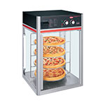 "Hatco FSDT-1 22.42"" Countertop Holding & Display Case w/ Rotating Rack - (1) Door, 120v"