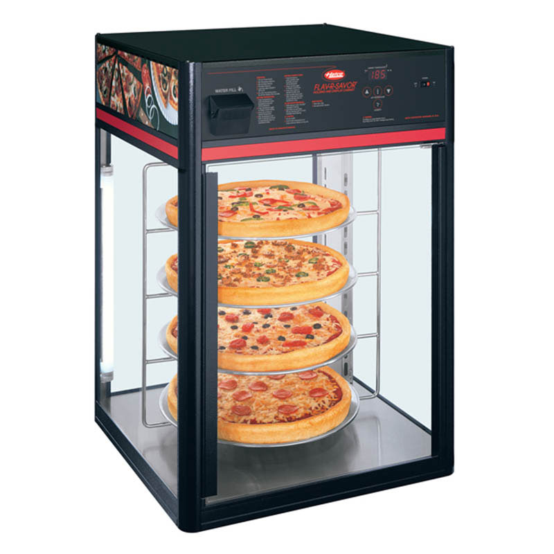 Hatco FSDT-1 Holding/Display Cabinet w/ 4-Tier Circle Rack