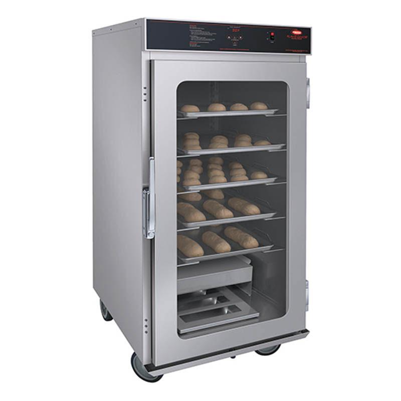 Hatco FSHC-12W1 240 Humidified Holding Cabinet w/ 12-Pair Slides, 240 V