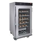Hatco FSHC-12W2 120 Pass-Thru Humidified Holding Cabinet w/ 12-Tray Slides, 120 V