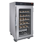 Hatco FSHC-12W2 240 Pass-Thru Humidified Holding Cabinet w/ 12-Tray Slides, 240 V