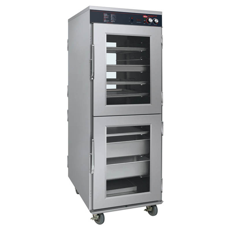 Hatco FSHC-17W2 Pass-Thru Humidified Holding Cabinet w/ 17-Tray Slides, 208 V