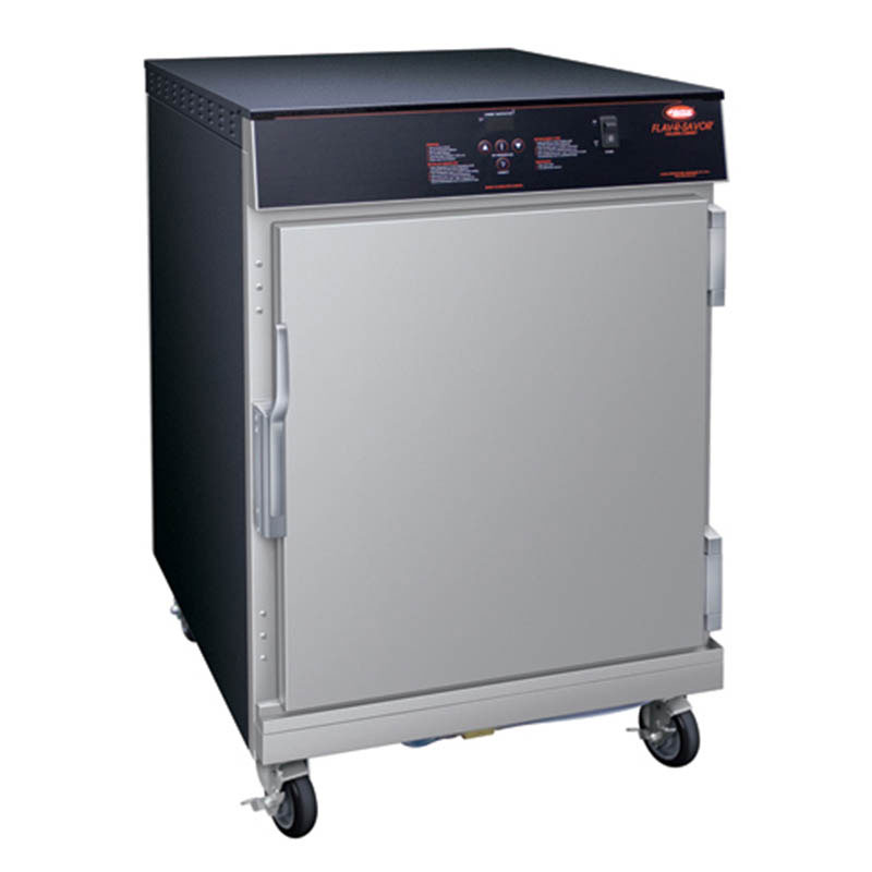 Hatco FSHC-7W1-EE Mobile Heated Holding Cabinet w/ 7-Adjustable Removable Slides, 1-Door, Digital