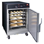 Hatco FSHC-7W2-EE Mobile Heated Holding Cabinet, 7-Adjustable Removable Slides, 1-Door, Pass-Thru