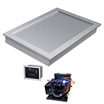 "Hatco FTBR-1 28.94"" Recessed Frost Top w/ Remote Compressor, 120v"