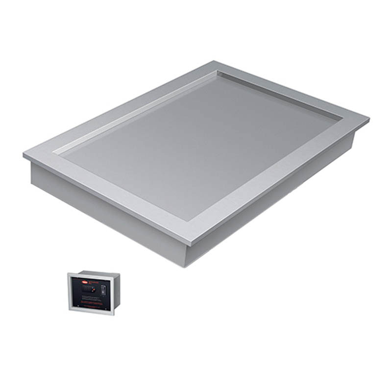 "Hatco FTBX-1 21.01"" Recessed Frost Top w/ Remote Compressor, 120v"
