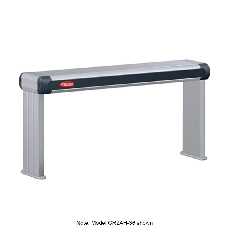 """Hatco GR2A-24 208 27.5"""" Infrared Foodwarmer, 208 V"""