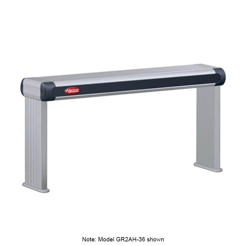 "Hatco GR2AH-36 240 39.5"" Infrared Foodwarmer w/ High Watt, 240 V"