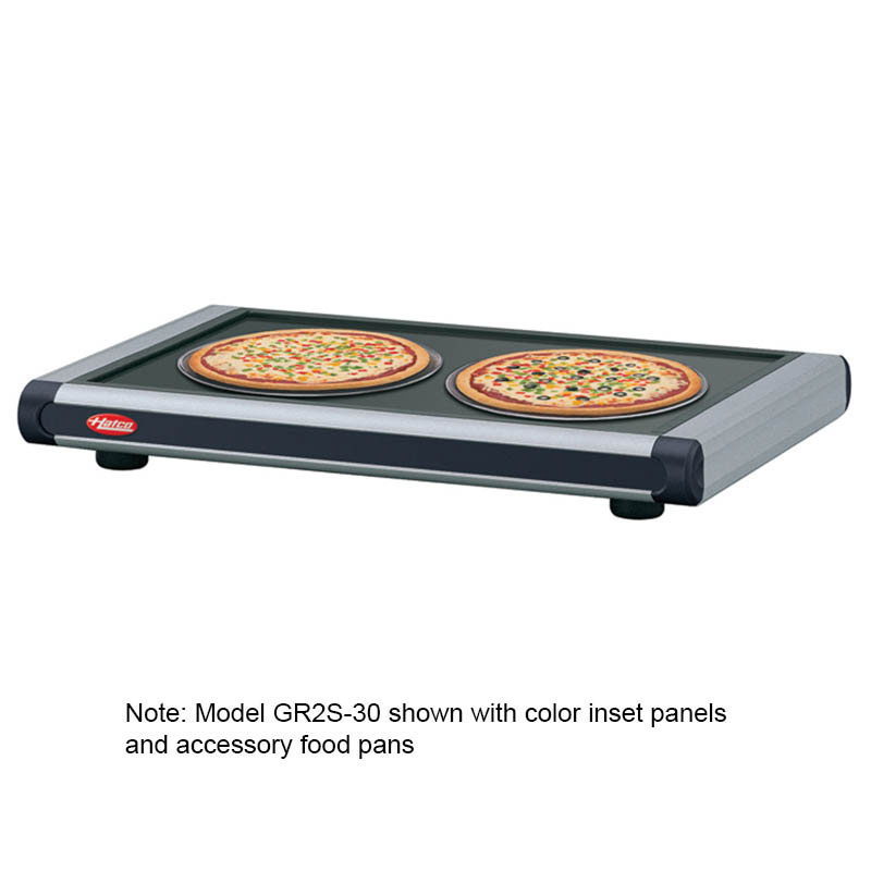 Hatco GR2S-60 Heated Shelf, Designer, Free-Standing, Built-In Adj Therm, 900 W