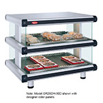 Hatco GR2SDH-30D 240 Horizontal Display Warmer, 2-Shelves w/ 12-Rods, 120/240 V
