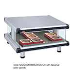 Hatco GR2SDS-24 Designer Slant Display Warmer, 1 Shelf w/ 5 Rods, 695 W