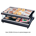 Hatco GR3SDH-33 Glo-Ray Horizontal Display Warmer, 1 Shelf w/ 12 Rods. 1240 W
