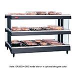 Hatco GR3SDH-33D 208 Glo-Ray Horizontal Display Warmer, 2-Shelves w/ 18-Rods, 120/208 V