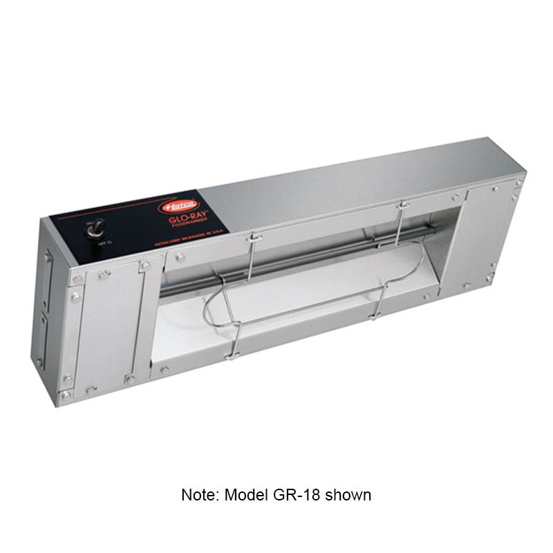 "Hatco GR-48 48"" Single Foodwarmer w/ Toggle Switch, 120 V"