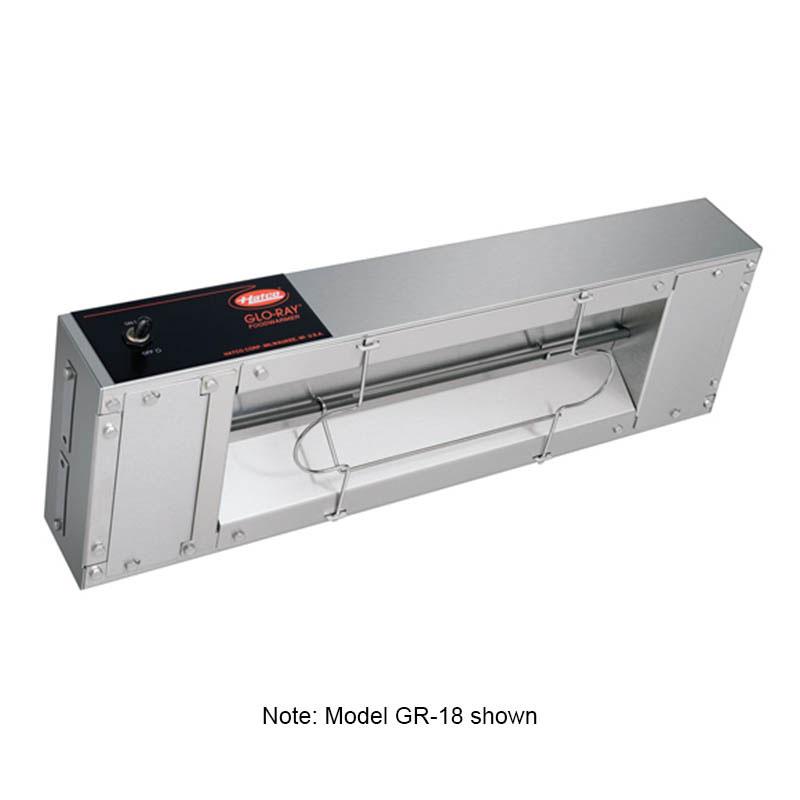 "Hatco GR-48 48"" Single Foodwarmer w/ Toggle Switch, 208 V"
