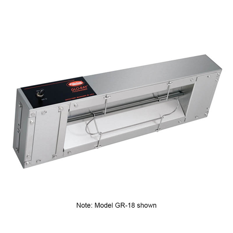 "Hatco GR-60 60"" Single Foodwarmer w/ Toggle Switch, 208 V"