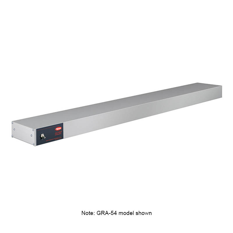 "Hatco GRA-108 120 108"" Infrared Foodwarmer, 120 V"