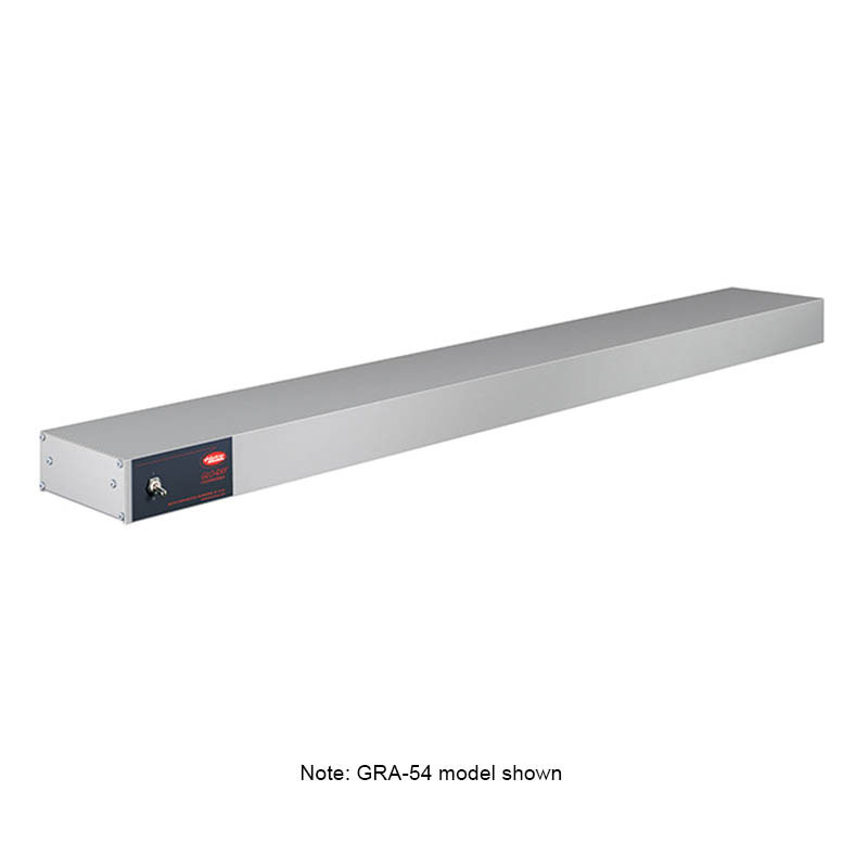 "Hatco GRA-108 108"" Infrared Foodwarmer, 240 V"