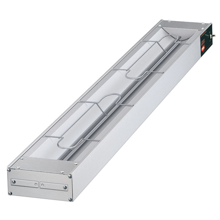 "Hatco GRA36120TCCS 36"" Infrared Foodwarmer w/ Toggle Switch - Standard Wattage, 120v"