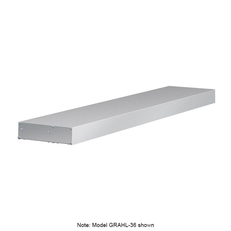 Hatco GRAHL-72 120 72-in Infrared Foodwarmer w/ Lights, High Watt, 120 V