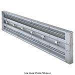 "Hatco GRAML-96D3 208 96"" Foodwarmer, Dual w/ 3"" Spacing, Max Watt & Lights, 208 V"
