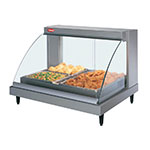 Hatco GRCDH-2P Glo-Ray Heated Display Case w/ Humidity, 2 Pan Single Shelf