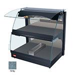 "Hatco GRCMW-1DH GRAY 26"" Merchandising Warmer w/ Humidified Shelf, Gray, 120 V"