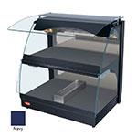 Hatco GRCMW-1DH NAVY 26-in Merchandising Warmer w/ Humidified Shelf, Navy, 120 V