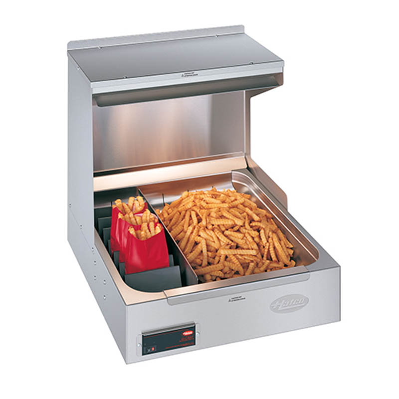 Hatco GRFHS-22 Countertop Fry Holding Station w/ Metal Sheathed Elements, Stainless