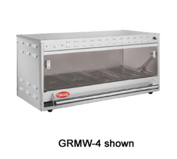 Hatco GRMW-.5 Glo-Ray Staging/Specialty Warmer 1/2 Pan Restaurant Supply