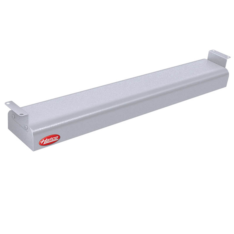 "Hatco GRN-24 240 WHITE 24"" Narrow Infrared Foodwarmer, White Granite, 240 V"