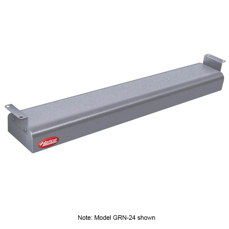 """Hatco GRN-30 30"""" Narrow Infrared Foodwarmer, Gray Granite, 120 V"""
