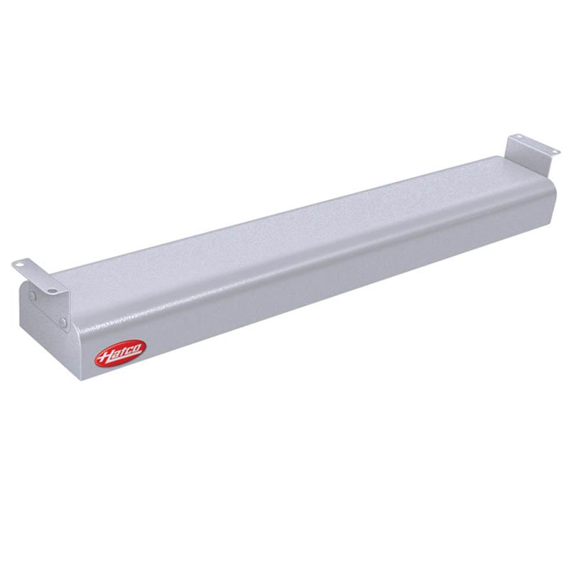"""Hatco GRN-30 30"""" Narrow Infrared Foodwarmer, White Granite, 240 V"""