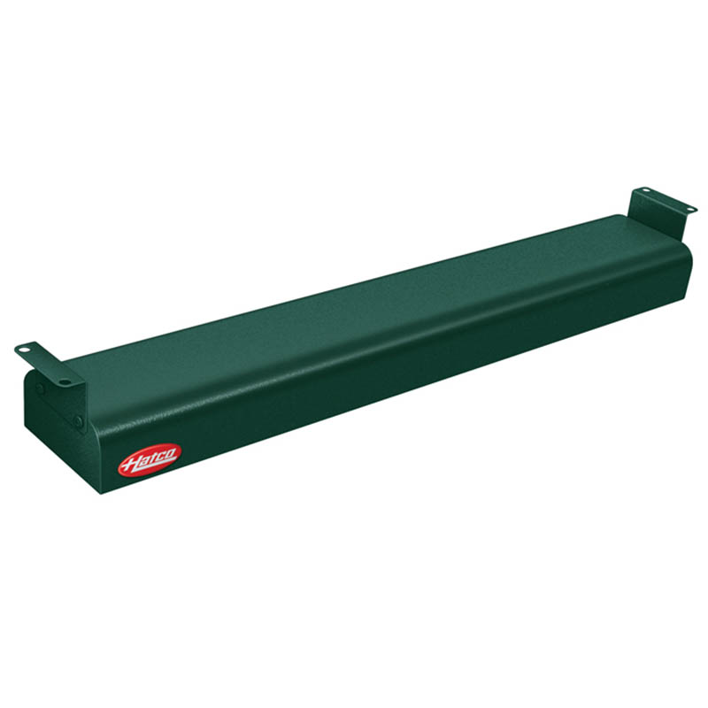 "Hatco GRN4-18 18"" Narrow Halogen Foodwarmer, Hunter Green, 120 V"