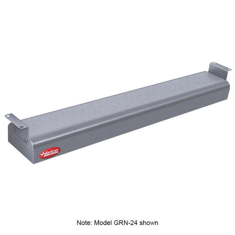 """Hatco GRN-54 54"""" Narrow Infrared Foodwarmer, Gray Granite, 120 V"""