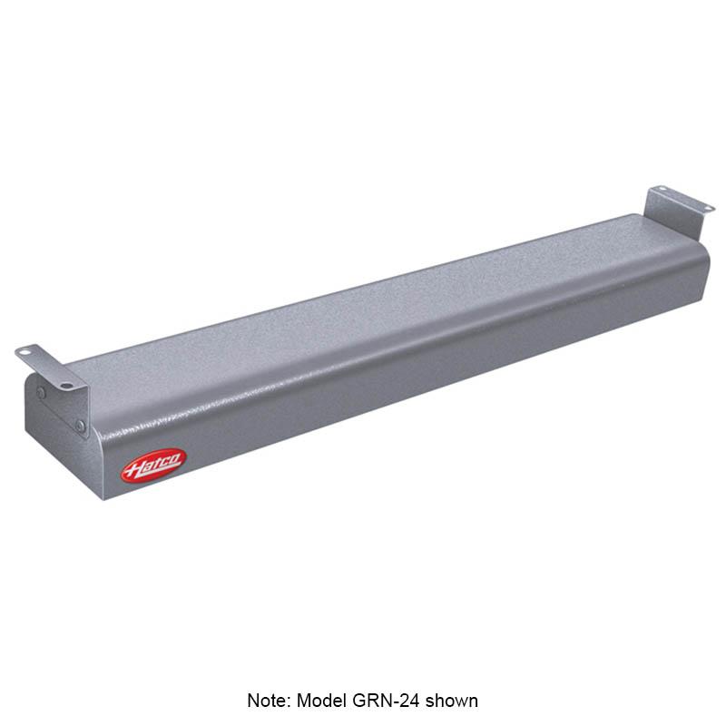 """Hatco GRN-66 66"""" Narrow Infrared Foodwarmer, Gray Granite, 120 V"""