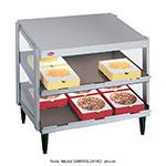 """Hatco GRPWS-3618D Pass-Thru Pizza Warmer w/ Double Slant Shelf, 36 x 18"""", 120 V"""