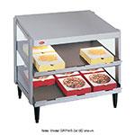 """Hatco GRPWS-4818D Pass-Thru Pizza Warmer w/ Double Slant Shelf, 48 x 18"""", 120 V"""