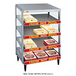 Hatco GRPWS-4818Q Glo-Ray Pizza Warmer, Pass Thru, 4 Slant Shelf, 48 in x 18 in