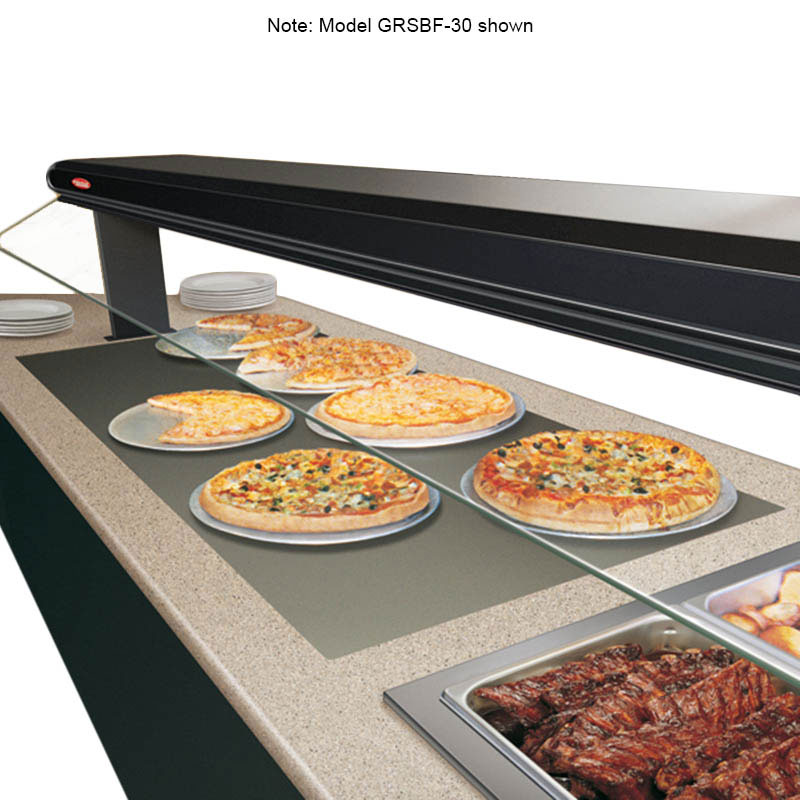 "Hatco GRSBF-24-I 25.5"" Drop In Heated Shelf w/ Flush Top, 21"" W, 120 V"