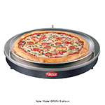 Hatco GRSR-15 Heated Shelf, Free-Standing, 15'' Round, Black, 220 W