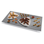 "Hatco GRSS-3618 36"" Portable Heated Stone Shelf, 100-200F Temp Range"