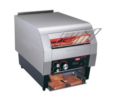 Hatco TQ-800 208 Horizontal Toaster For 14-Slices Per Minute, 208 V