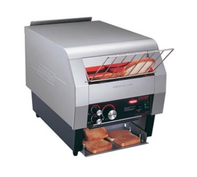 Hatco TQ-800 208 Horizontal Toaster For 14-Slices Per Minute, 208 V