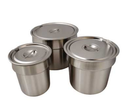 Hatco 11QT-LID Round Hinged & Notched Lid For 11-qt Pan