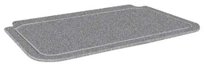 Hatco CB3624GGRAN Swanstone 36 x 24-in Cutting Board, Gray Granite