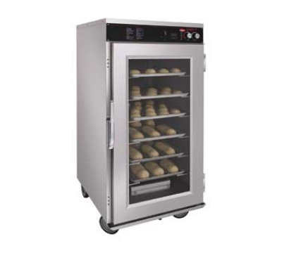 Hatco FSHC-12W2 208 Pass-Thru Humidified Holding Cabinet w/ 12-Tray Slides, 208 V